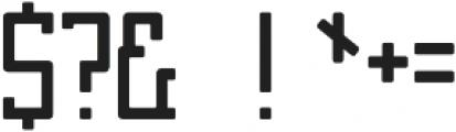 Brassie otf (400) Font OTHER CHARS