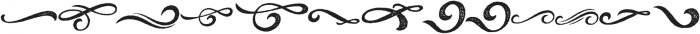Braton Composer Swash Rough otf (400) Font LOWERCASE