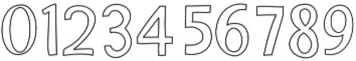 BravuraAllCaps ttf (400) Font OTHER CHARS