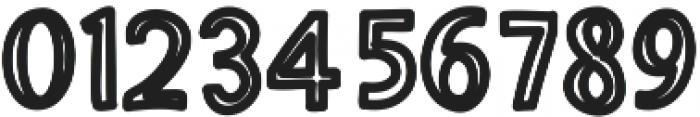 BravuraAllCapsBold ttf (700) Font OTHER CHARS