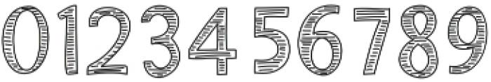 BravuraAllCapslined ttf (400) Font OTHER CHARS