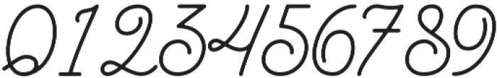Brayden Script otf (400) Font OTHER CHARS