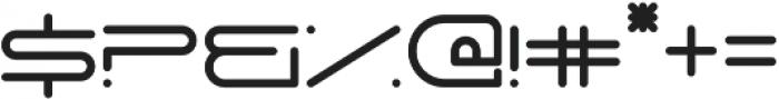 Brayen otf (400) Font OTHER CHARS