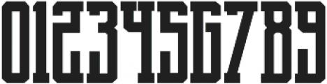 Brch Bold otf (700) Font OTHER CHARS