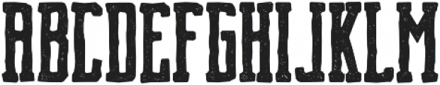 Brch Hand Drawn ttf (400) Font UPPERCASE