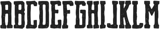 Brch Hand Drawn ttf (400) Font LOWERCASE