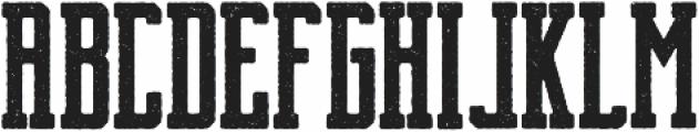 Brch Vintage ttf (400) Font UPPERCASE