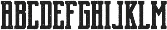 Brch Vintage ttf (400) Font LOWERCASE