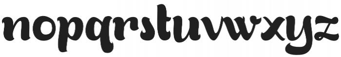Bready Alternates otf (400) Font LOWERCASE