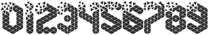 Break Cube otf (400) Font OTHER CHARS