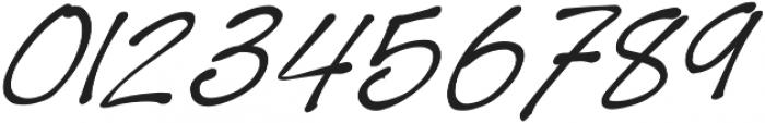 BreakUpLetter otf (400) Font OTHER CHARS
