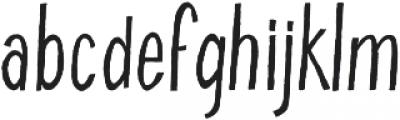 Breathe Easy ttf (400) Font LOWERCASE
