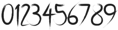 Breathe Karma ttf (400) Font OTHER CHARS