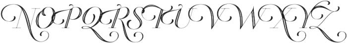 Breathe Neue Special Regular otf (400) Font UPPERCASE
