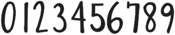 Bree ttf (400) Font OTHER CHARS