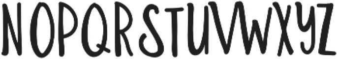 Bree ttf (400) Font LOWERCASE