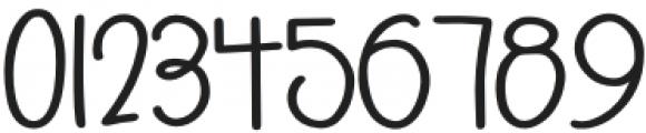 Breezily Bold otf (700) Font OTHER CHARS