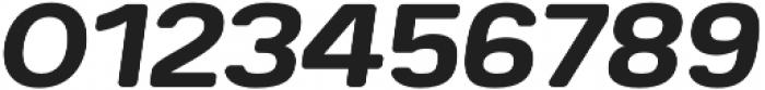 Breul Grotesk B otf (400) Font OTHER CHARS