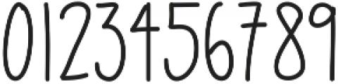 Bri- Wildflower Caps ttf (400) Font OTHER CHARS