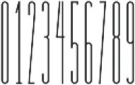 Bridal Tall Bold otf (700) Font OTHER CHARS