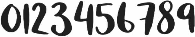 Bright Confetti Sans otf (400) Font OTHER CHARS