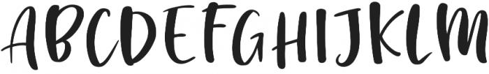 Bright Confetti otf (400) Font UPPERCASE