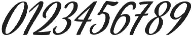 Bright Sunshine Cap Italic otf (400) Font OTHER CHARS
