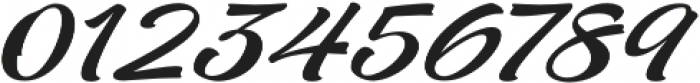 Brighten Round otf (400) Font OTHER CHARS