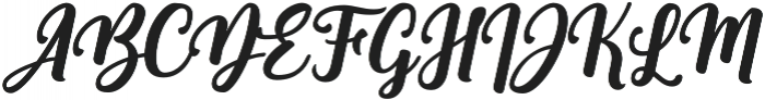 Brights Diamond Regular Italic otf (400) Font UPPERCASE