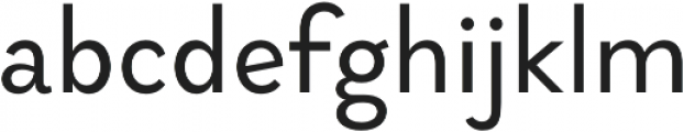 Brightwell otf (400) Font LOWERCASE