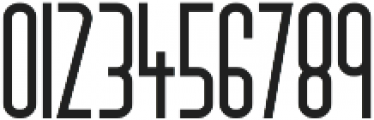 Brigmore Regular otf (400) Font OTHER CHARS