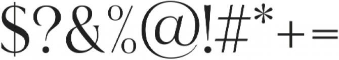 Brilon_1.2 ttf (400) Font OTHER CHARS