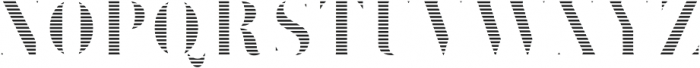 Brim Narrow Fat Lines otf (800) Font LOWERCASE