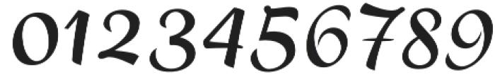 Bringin otf (400) Font OTHER CHARS
