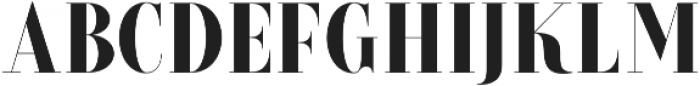 Brioche ExtraBold otf (700) Font LOWERCASE
