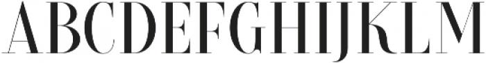 Brioche Medium otf (500) Font LOWERCASE