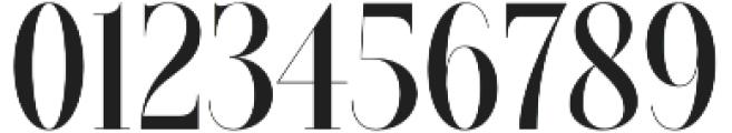 Brioche SemiBold otf (600) Font OTHER CHARS