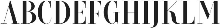 Brioche SemiBold otf (600) Font LOWERCASE
