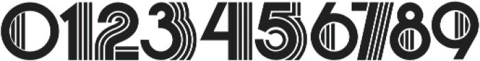 Brisk Regular otf (400) Font OTHER CHARS
