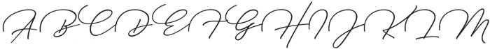 Britany otf (400) Font UPPERCASE
