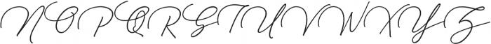 Britany ttf (400) Font UPPERCASE