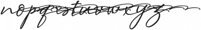 Britany ttf (400) Font LOWERCASE