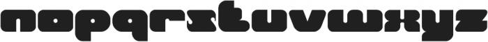 British Pop Music ttf (400) Font LOWERCASE