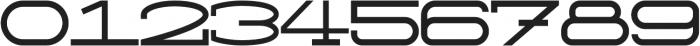 Broadsheet Regular otf (400) Font OTHER CHARS