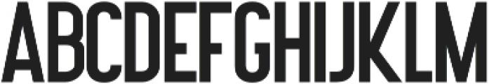 Broady Sans otf (400) Font LOWERCASE