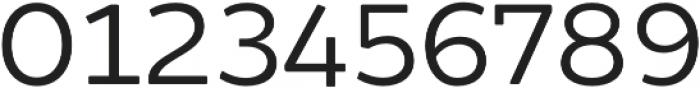 Brocha Alt Book otf (400) Font OTHER CHARS