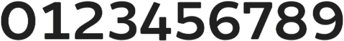 Brocha Semibold otf (600) Font OTHER CHARS