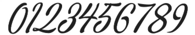 Broda Regular otf (400) Font OTHER CHARS