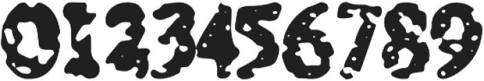 Broke otf (400) Font OTHER CHARS