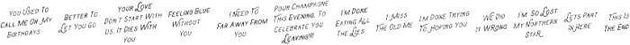 BrokeUpFakeLove Dings otf (400) Font UPPERCASE